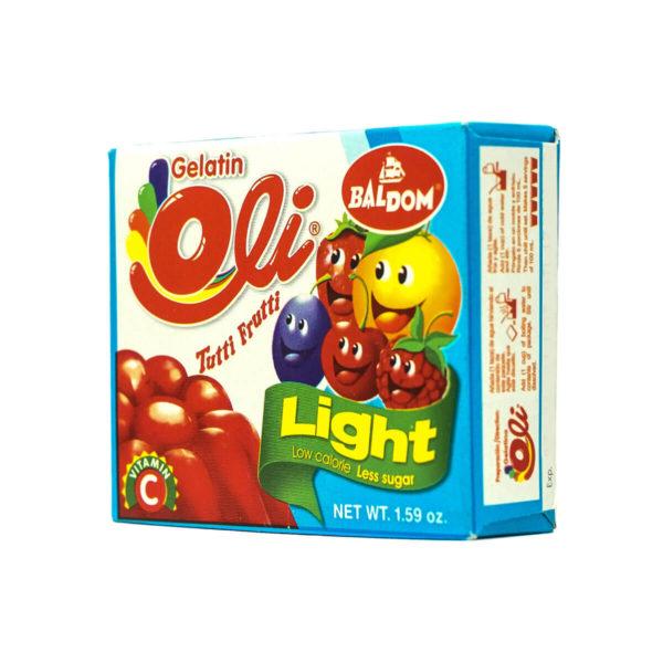 Gelatina Tuttifruti Light