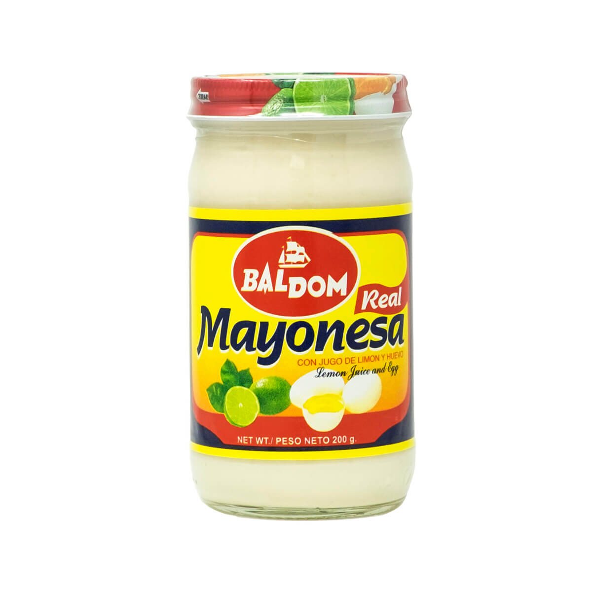 Mayonesa Real 8oz
