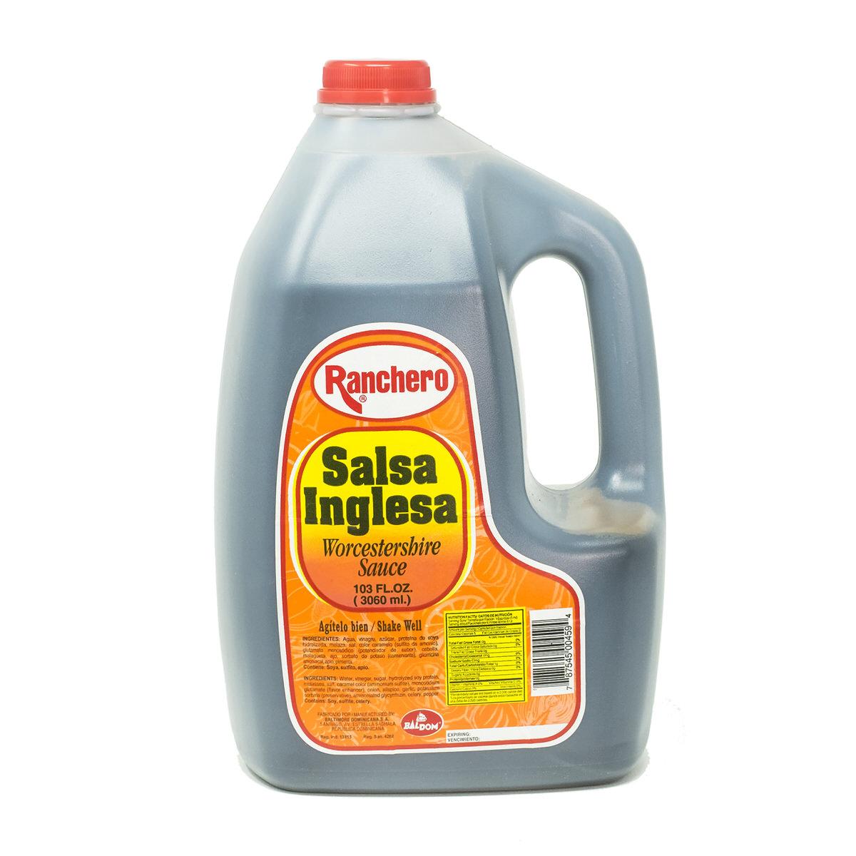 Salsa Inglesa 1GL