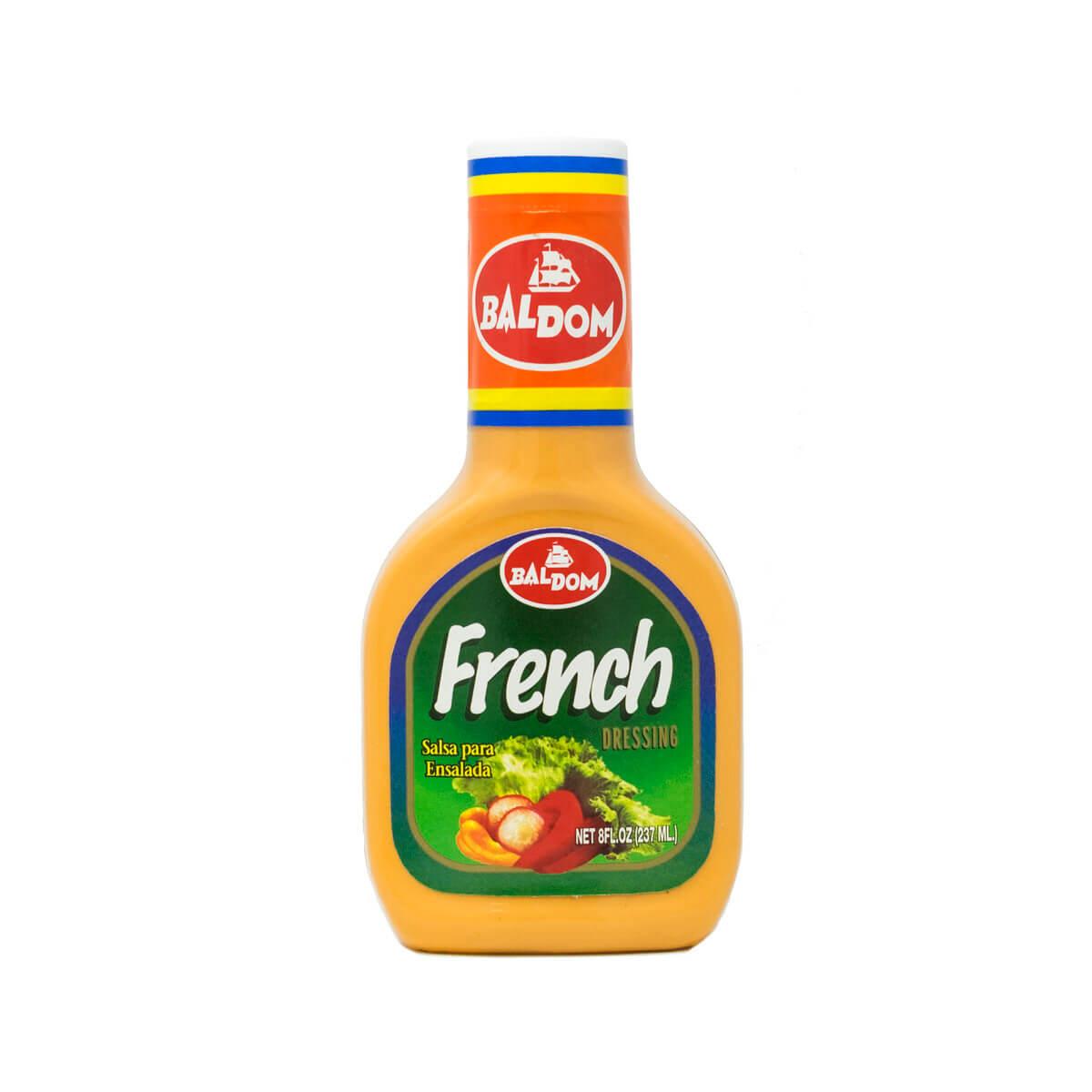 Salsa francesa 8 oz