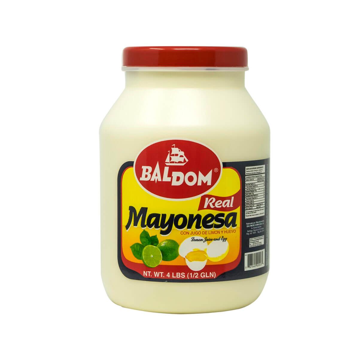 Mayonesa Real 1/2 galón