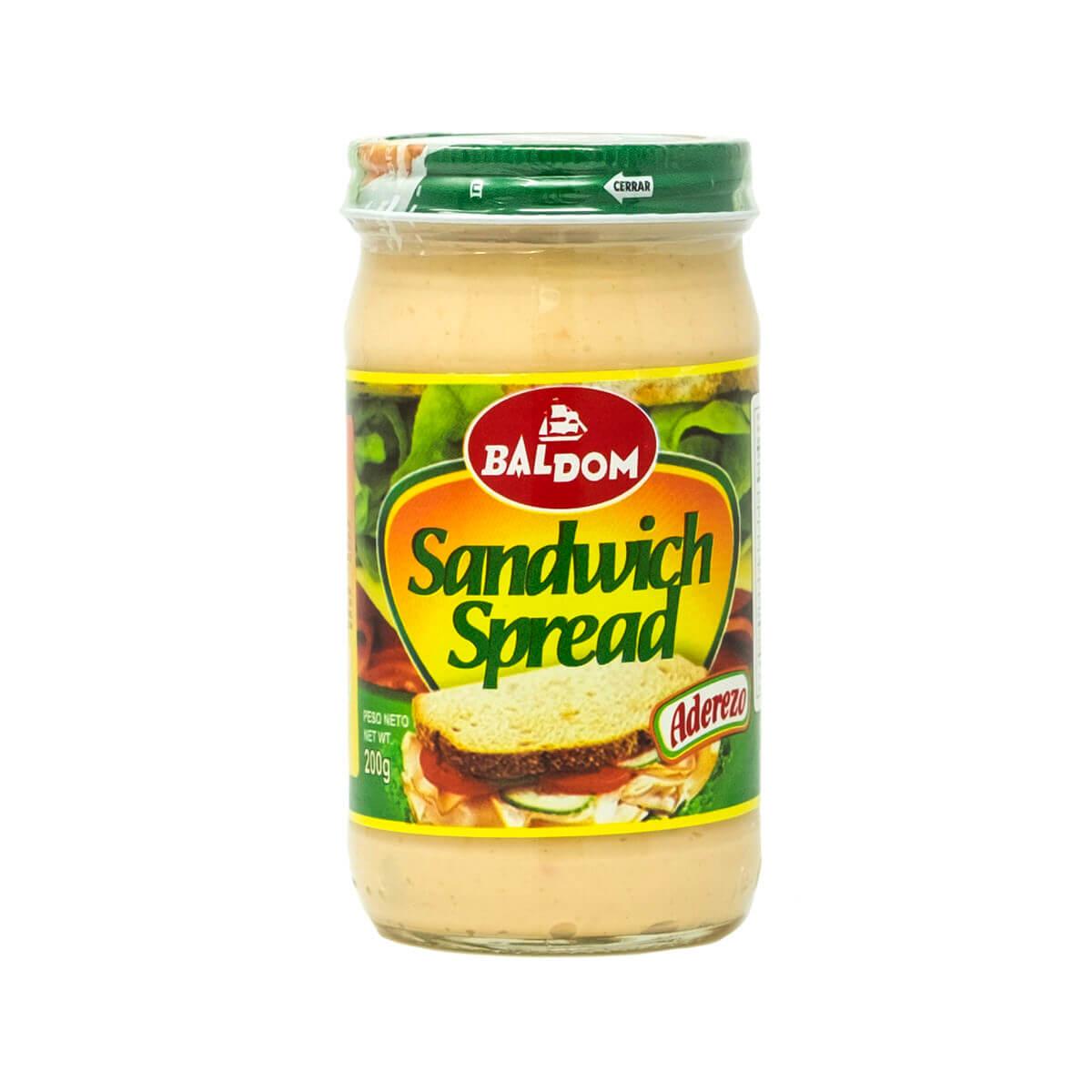 Sándwich spread aderezo 200g