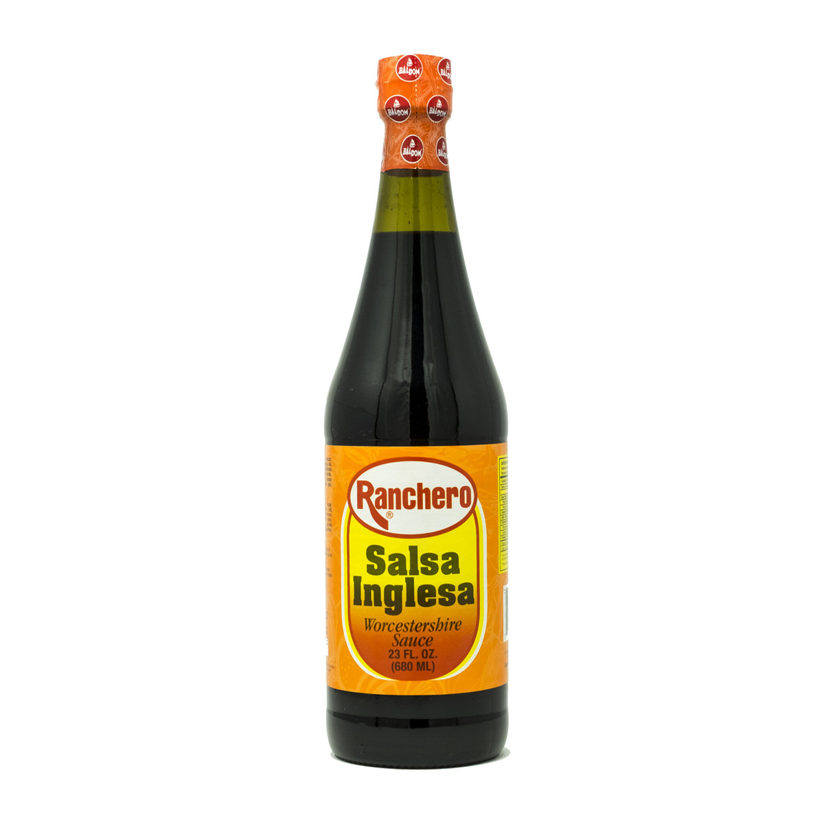 Salsa Inglesa Ranchero 680ml