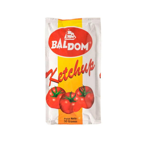 Ketchup en sobre