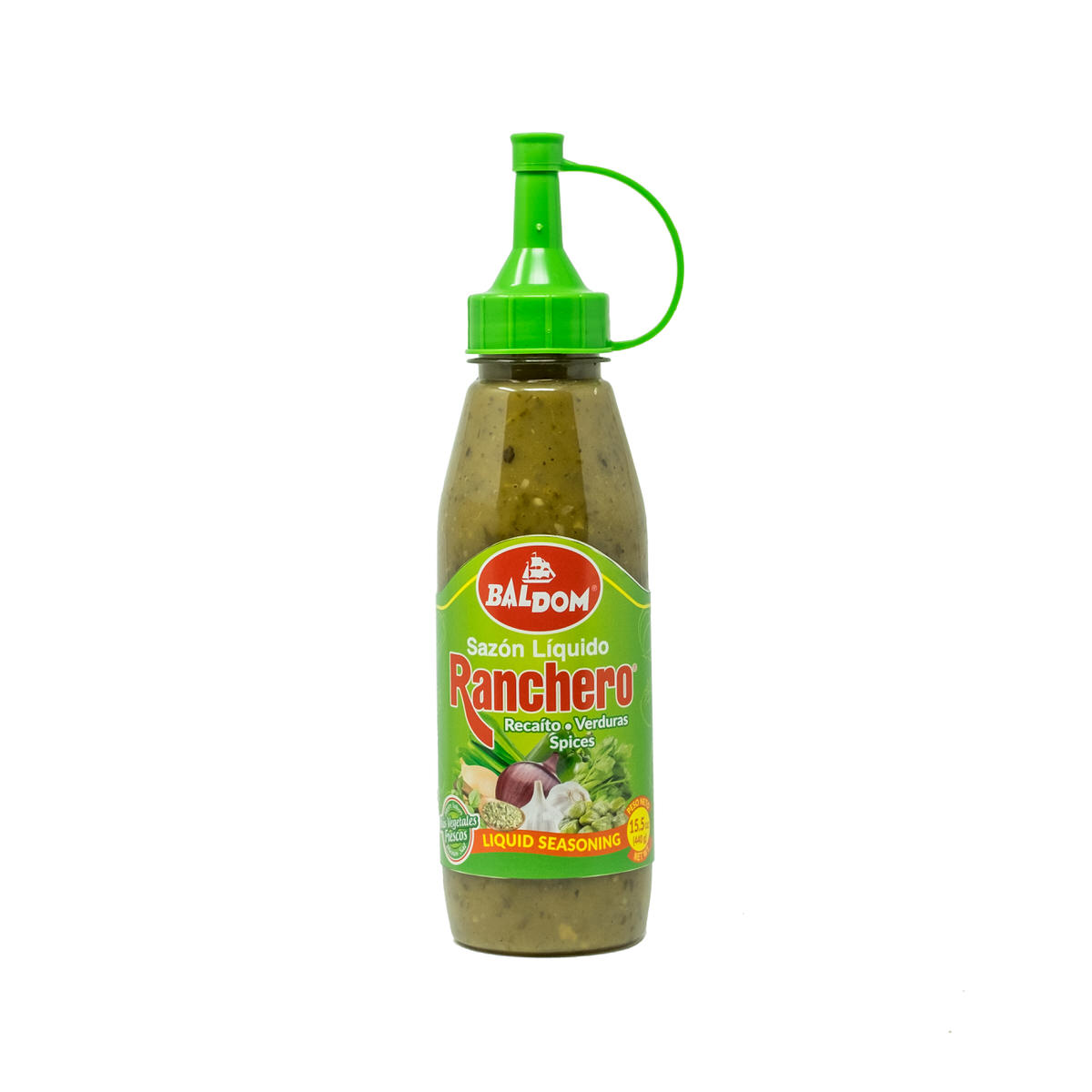 Sazón líquido Verduras