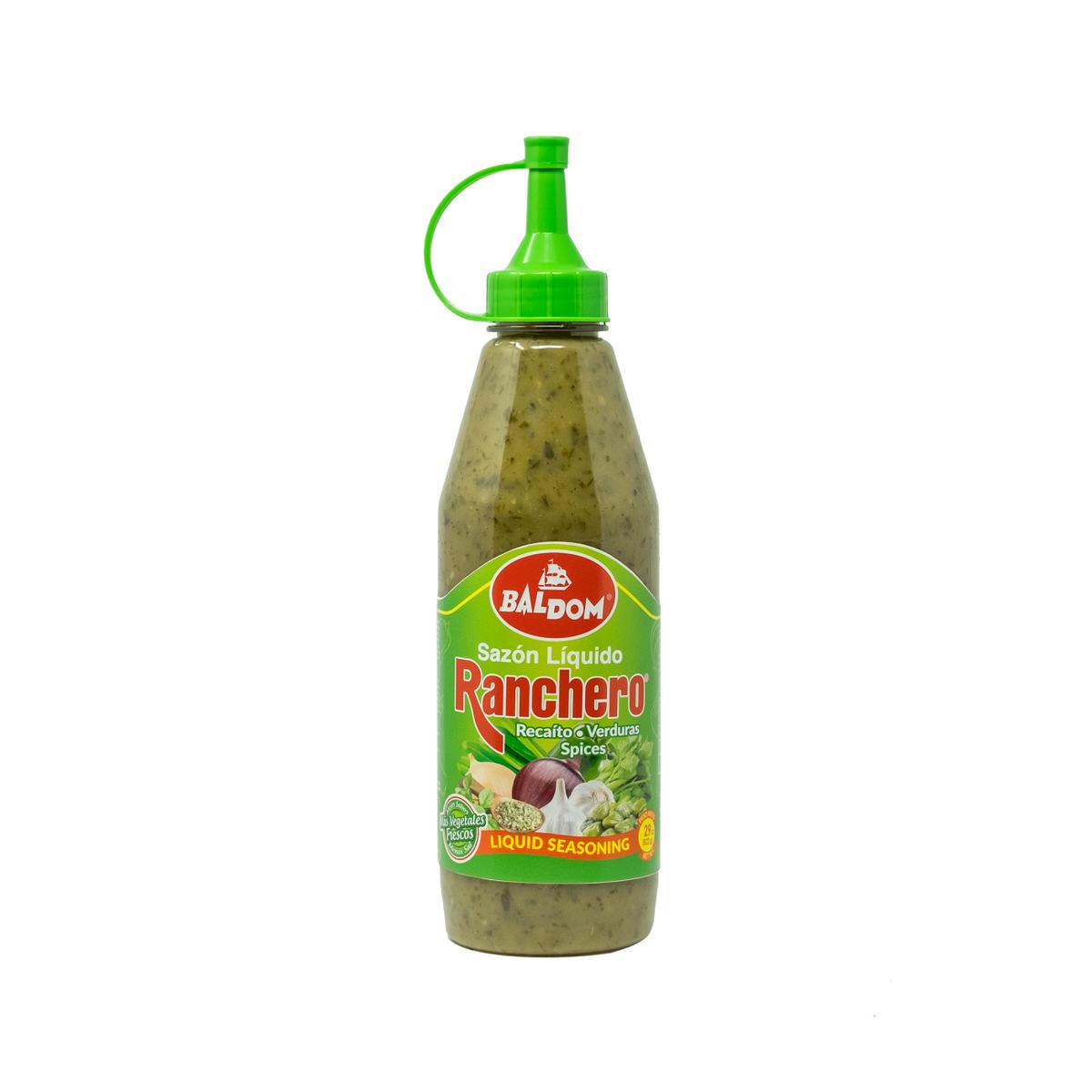 Sazón líquido Ranchero Verduras