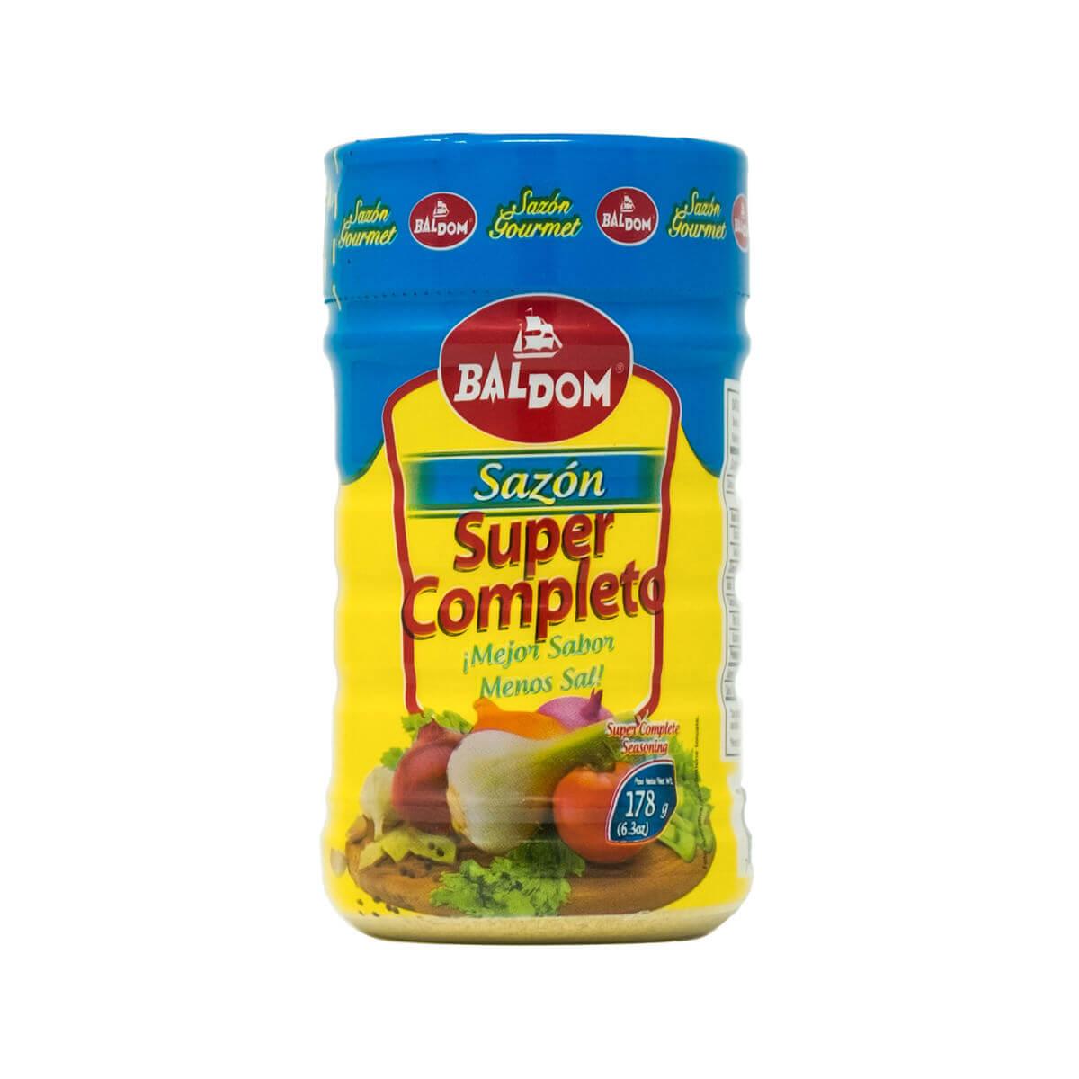 Sazón Super Completo