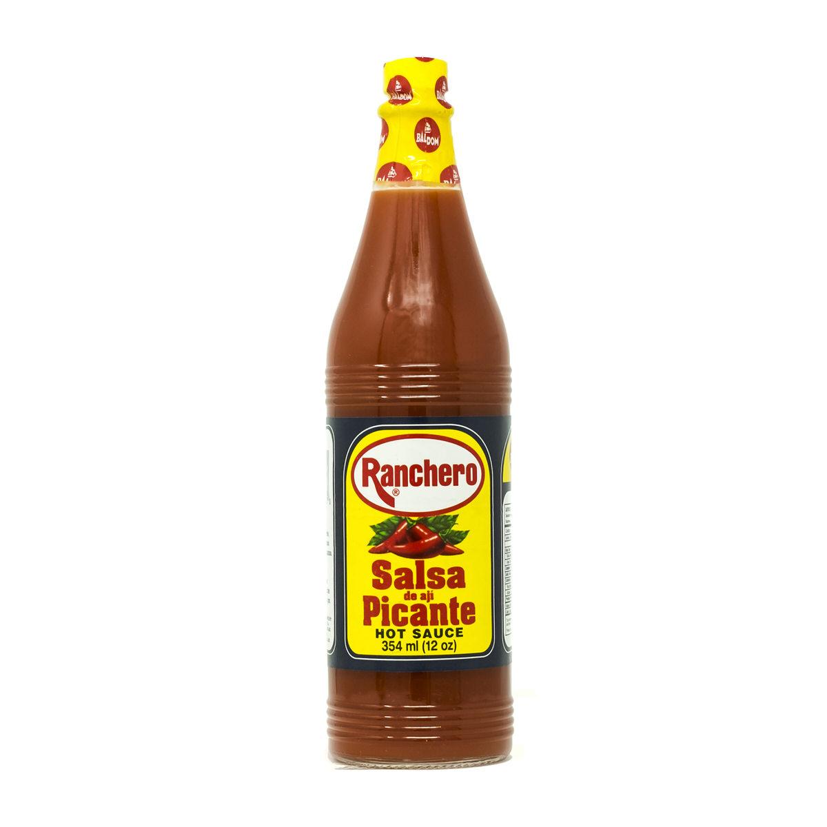 Salsa de ají picante Ranchero