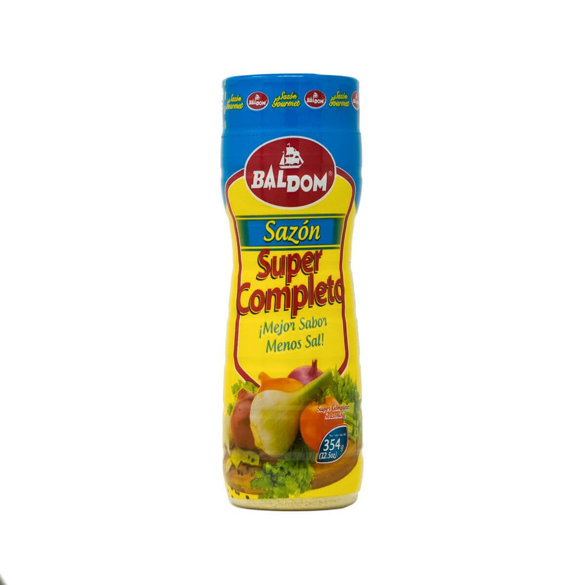 Super Sazón Completo