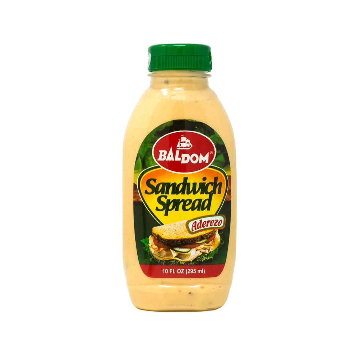 Sándwich spread aderezo