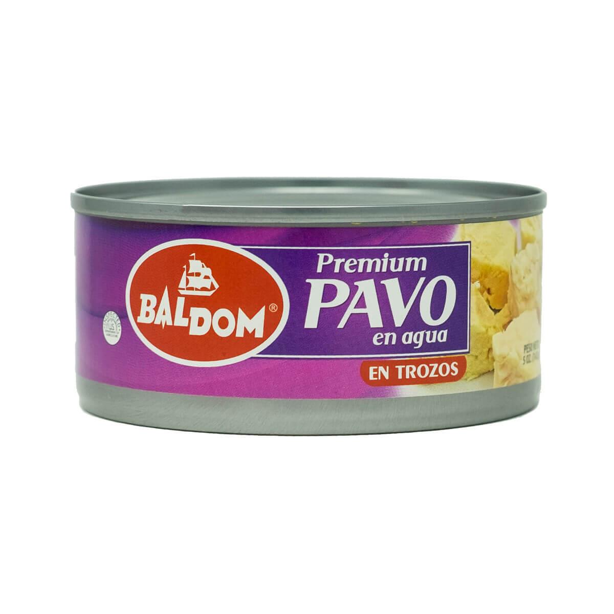 Premium Pavo en Trozos