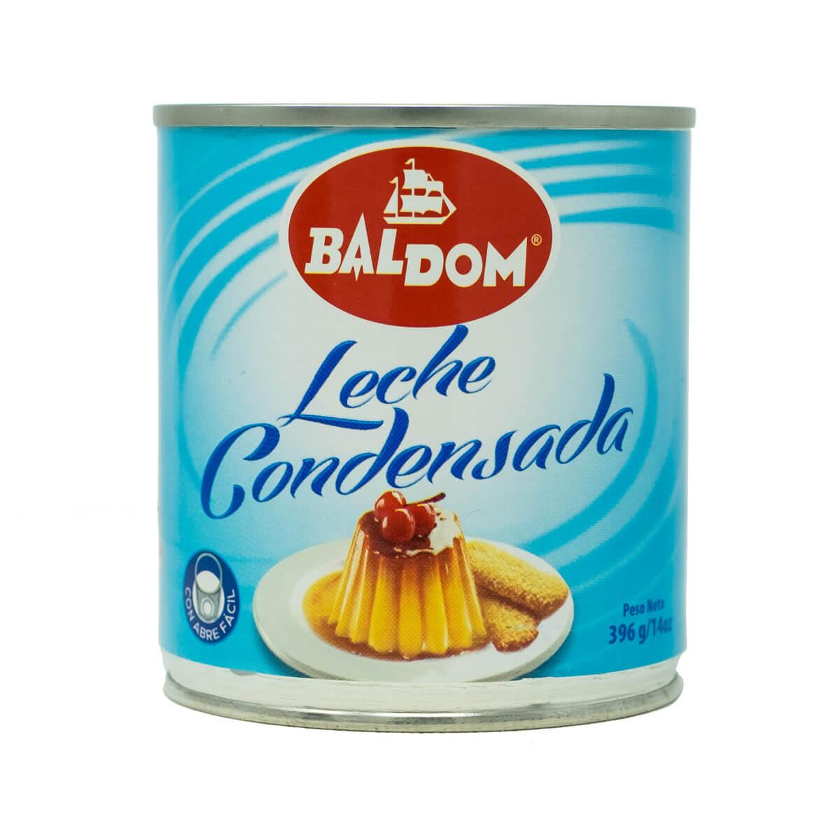 Leche condensada BALDOM