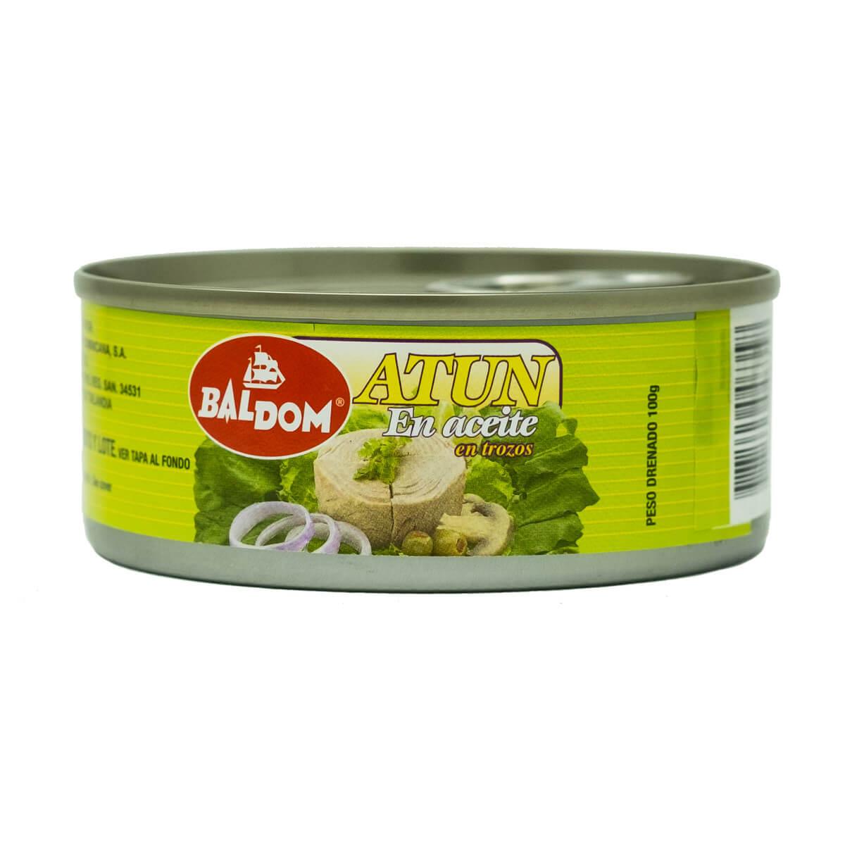 Tuna en Aceite en trozos