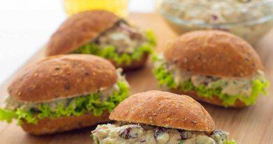 Mini Sandwiches de Atún
