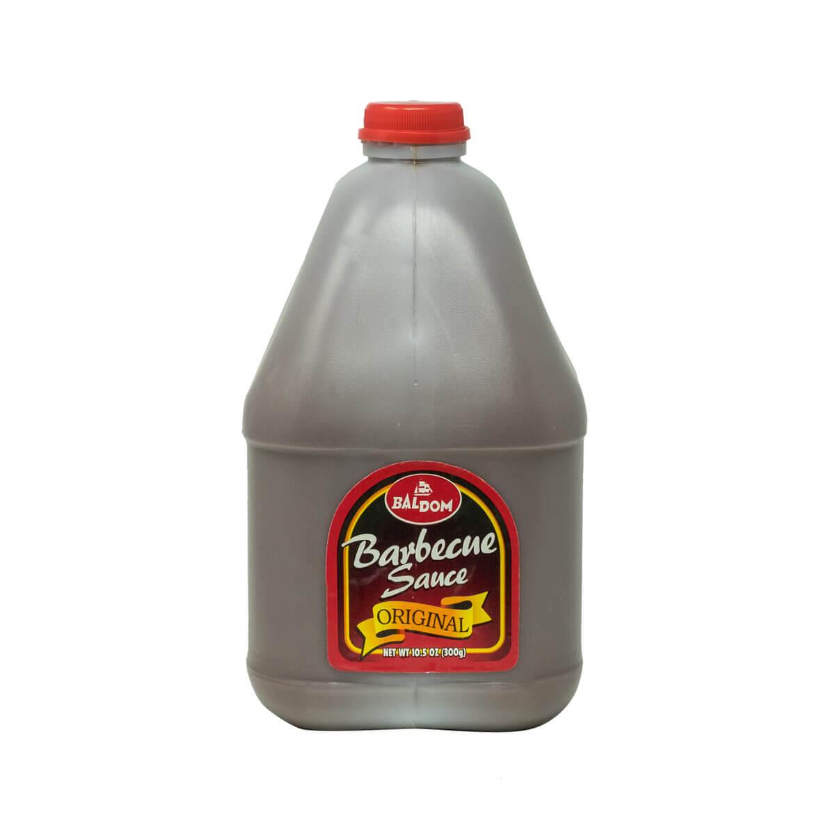 SALSA BBQ Original 1 galón