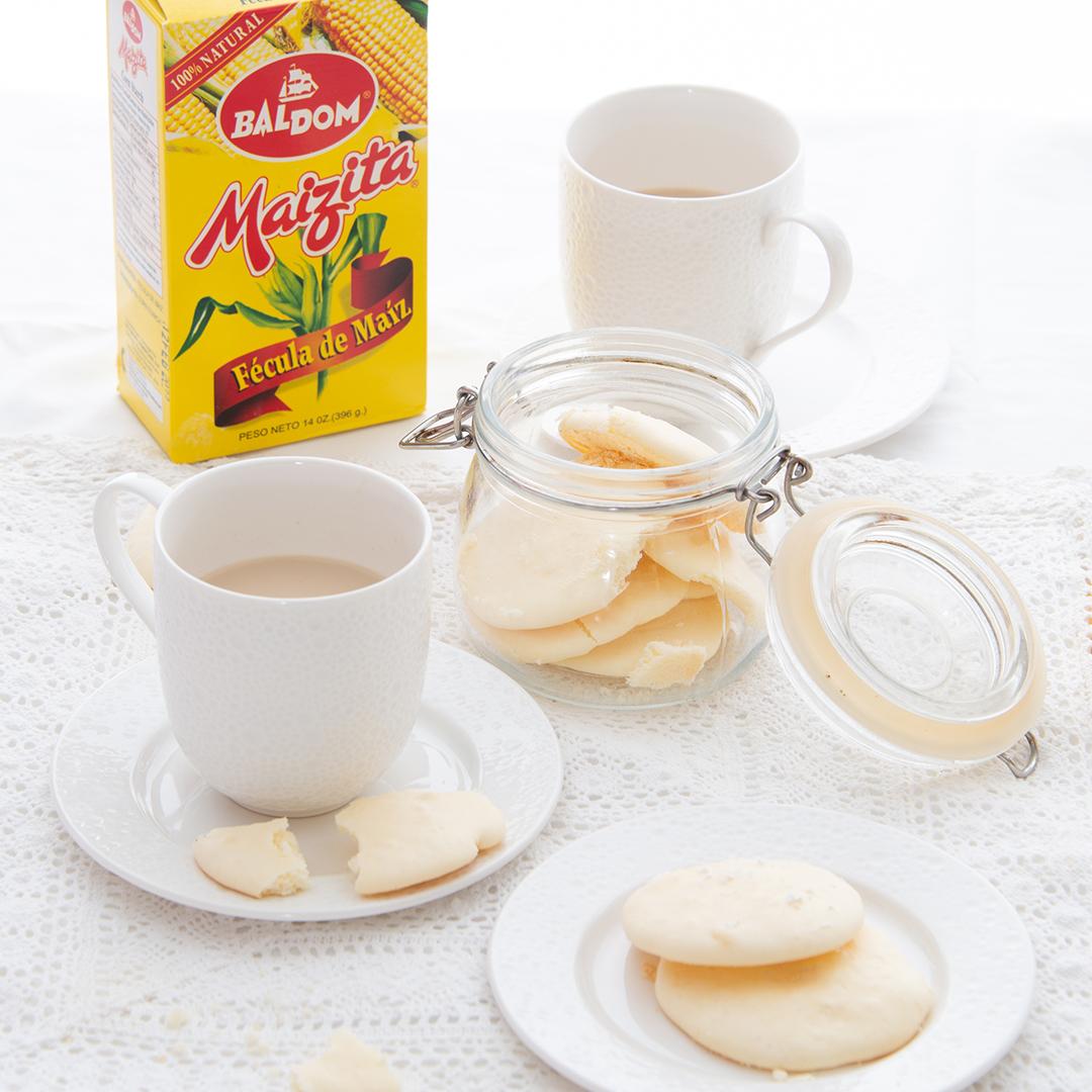 Galletitas de Maizita y Leche Condensada